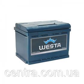 Автомобильный аккумулятор WESTA 6СТ-60 L+ Premium 600A