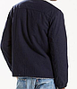 Зимняя микровельветовая куртка Levis Trucker Sherpa - Nightwash Blue Micro Corduroy (XXL), фото 2