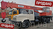Автокран КТА 25 2005р.