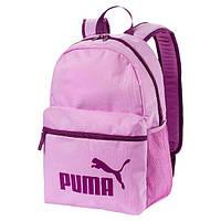 Рюкзак Puma Phase Backpack Orchid розовый, фото 1