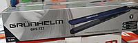 Щипцы для завивки и выпрямления волос с керамическими пластинами  GRUNHELM GHS-722