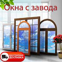 СРС. Окна с Завода, без посредников,  бесплатная доставка по Украине.Балконные блоки.