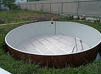 Бассейн каркасный Azuro VAR 402 DL 4,6 x 1,2 м (без плёнки)