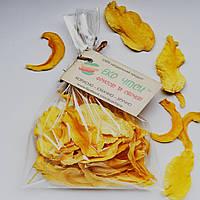 Фруктовые чипсы из манго 40 грамм, заменяют 350-400 г свежего манго