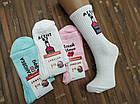 """Носки с приколами демисезонные Коі """"АГЕНТ 0,7"""" 36-40 размер НЖД-021458, фото 2"""