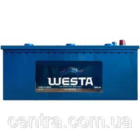 Автомобильный аккумулятор Westa 6СТ-192 L+ Premium 1350A