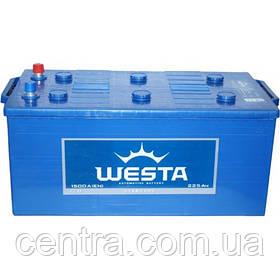 Автомобильный аккумулятор Westa 6СТ-225 L+ Premium 1500A