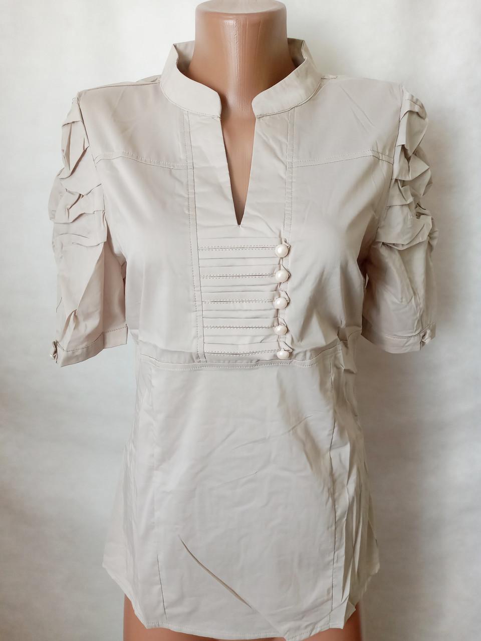 Блузы женские р.40,42 №0209.От 10шт по 16грн