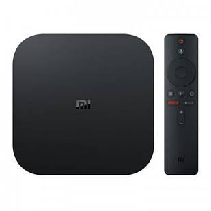 TV Приставка Xiaomi 4K Mi Box S 2/8GB Global_