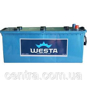 Автомобильный аккумулятор Westa 6СТ-140 L+ Premium 900A