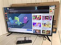"Телевизор Smart TV 32""  Android 8.0 Wi-Fі/ T2/FULL HD"