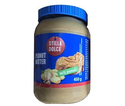 Арахисовая паста Stilla Dolce Peanut Butter Creamy 450 г Германия