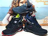 Мужские кроссовки BaaS Marathon - 2 черно-красные 43 р., фото 8