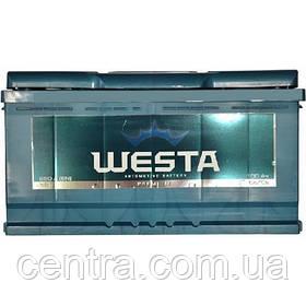 Автомобильный аккумулятор WESTA 6СТ-100 R+ Premium 850A