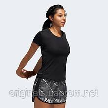 Женская футболка adidas Run It Tee FL7802