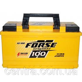 Автомобильный аккумулятор FORSE Original (Ista) 6СТ-100 R+ 850A