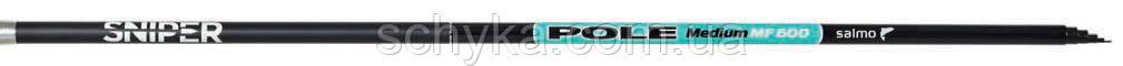 УДИЛИЩЕ ПОПЛАВОЧНОЕ БЕЗ КОЛЕЦ SNIPER POLE MEDIUM MF5302-500