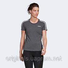 Женская футболка adidas Essentials 3-Stripes FM6428