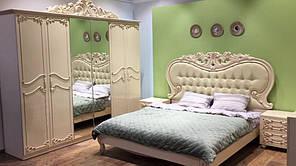 """Меблі в спальню """" Luchia"""" від Embawood (кремова)"""