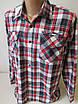 Клетчатые рубашки с длинным рукавом, фото 2