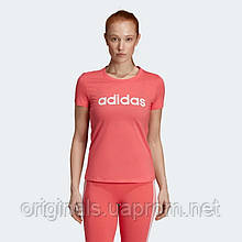 Женская футболка adidas Essentials Linear DX2545