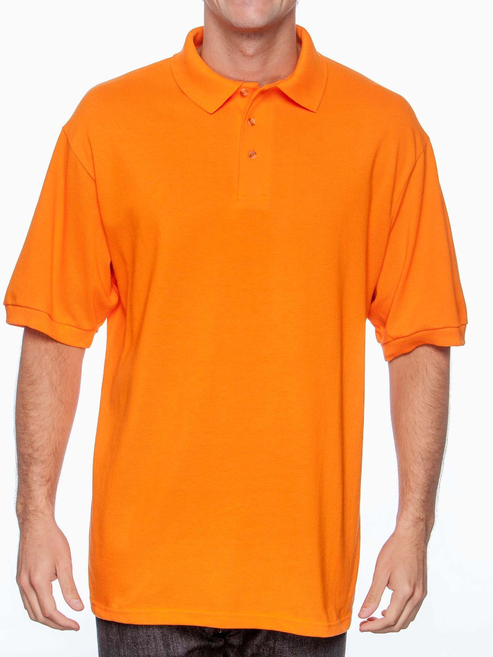272de60b26bd7 Поло Hanes Comfort Soft Pique Athletic Orange: продажа, цена в ...
