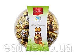 Favorina шоколадные зайчики