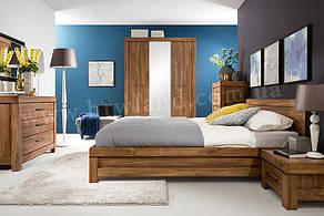 Кровать LOZ/160 БРВ-Украина «Гарман», фото 2
