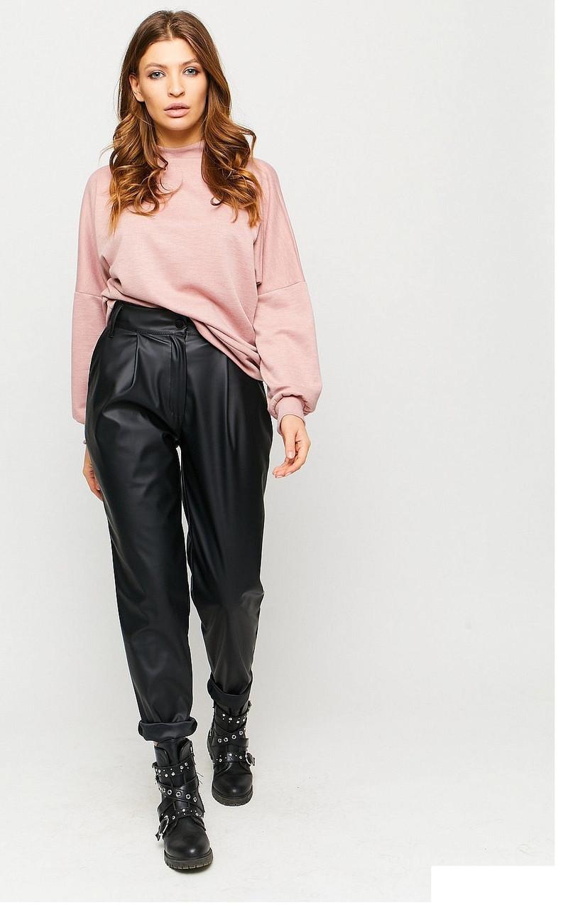Молодежные брюки Плаза 2 цвета (S-L)