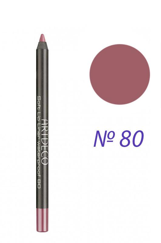 Artdeco Soft Lip Liner Waterproof Карандаш для губ 172.80 Precious plum