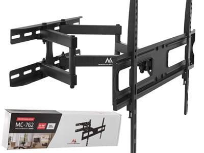 Поворотно-похила кронштейн для телевізорів 43-75 діагоналі Maclean MC-762 (max VESA: 600 x 400)