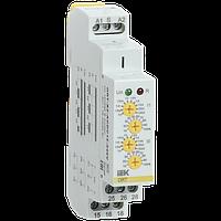 Реле задержки выключения ORT 1 контакт 12 - 220В АС/DC IEK