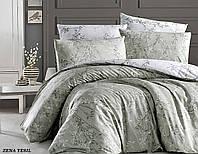 Комплект постельного белья TM First Choice ранфорс Zena Yesil