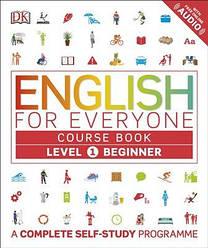 English for Everyone 1 Beginner Course Book