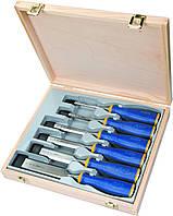Набор стамесок в деревянной коробке 6 шт. (6,10,12,16,20,26 мм) IRWIN 10503431