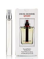 15 мл Парфюм-ручка Dior Homme Sport 2017 (м)