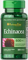 Эхинацея Puritan's Pride - Echinacea 400 мг (100 капсул)