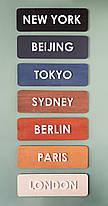Дерев'яні таблички під годинник, фото 3
