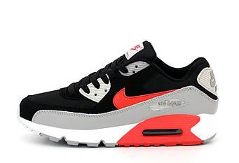 "Мужские кроссовки Nike Air Max 90 ""Black/Grey"" (копия)"