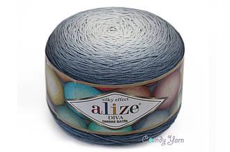 Alize Diva Ombre Batik, №7379