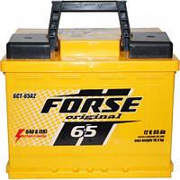Автомобильный аккумулятор FORSE Original (Ista) 6СТ-65 R+ 640A