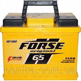 Автомобильный аккумулятор FORSE Original (Ista) 6СТ-65 L+ 640A