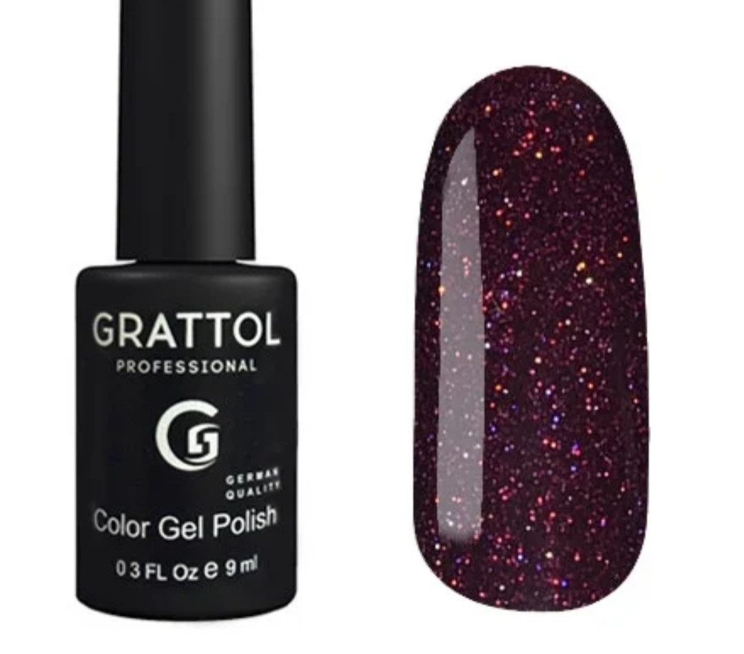 Гель-лак  Grattol opal 09