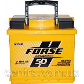 Автомобільний акумулятор FORSE Original (Ista) 6СТ-50 L+ 480A