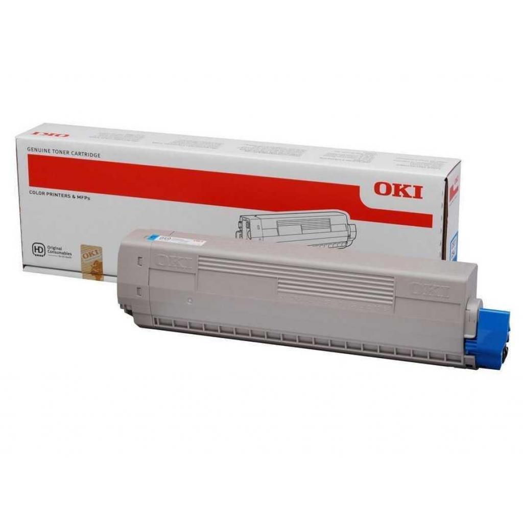 Тонер-картридж OKI C332/MC363 Black 1.5K (46508740)