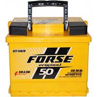 Автомобильный аккумулятор FORSE Original (Ista) 6СТ-50 R+ 480A