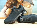 Мужские кроссовки BaaS Marathon - 2 темно-серые 43 р., фото 2