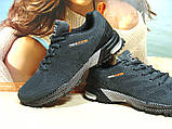 Мужские кроссовки BaaS Marathon - 2 темно-серые 43 р., фото 6