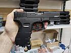 Стартовый пистолет Retay G19C (Black), фото 3