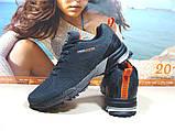 Мужские кроссовки BaaS Marathon - 2 темно-серые 44 р., фото 5